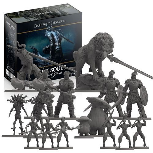 - Steamforged Games Dark Souls: Darkroot Expansion