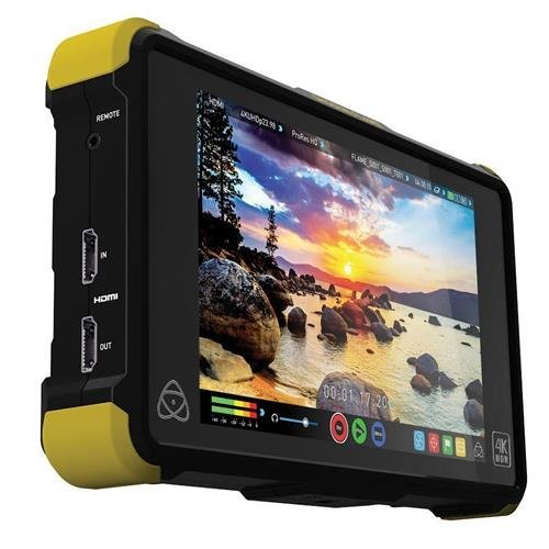 Price comparison product image Atomos Shogun Flame Kit (includes 7-inch 10-bit AtomHDR 1500nit Field Monitor plus full accessories) ATOMSHGFL1