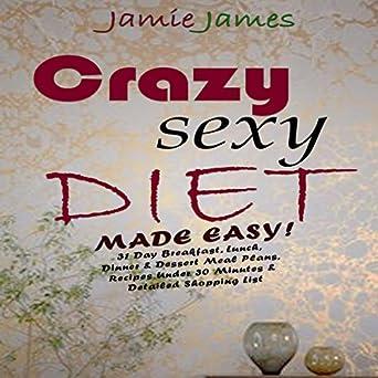 Crazysexydiet book