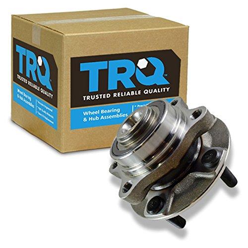 (TRQ Front Wheel Hub & Bearing Left or Right for Nissan 350Z Infiniti G35 )
