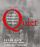 Kyпить Quiet: The Power of Introverts in a World That Can't Stop Talking на Amazon.com