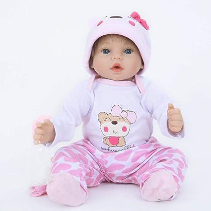 Hongge Reborn Bambola,Sembra vera bambola reborn in silicone Baby