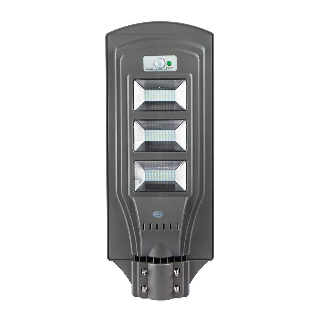 ECO LLC 60W LED Solar Powered Wall Street Light PIR Motion Outdoor Garden Lamp by ECO LLC (Image #1)