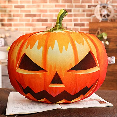 GOOGEE Plush Plant - Pumpkin Plush Toys Cute Halloween Decoration Doll Gift Stuffed Toys for Children Soft Pillow - 31cm-50cm 2 - Therapy Vs Imp Plant Potted Duck Little Lot Blueberry Versus -