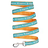 Pets First Miami Dolphins Pet Leash, Large