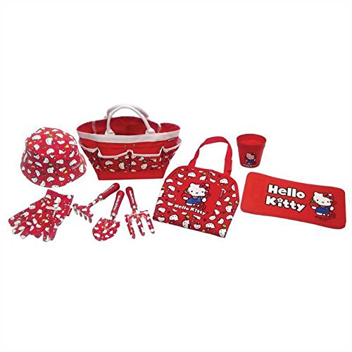 BB Designs Hello Kitty Garden Set, 9-Piece