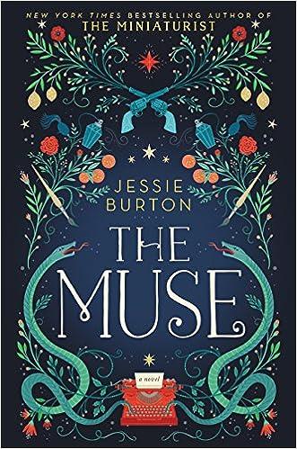 The Muse  A Novel  Amazon.es  Jessie Burton  Libros en idiomas extranjeros d2a8828ffa9