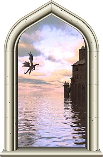 castle window - 8