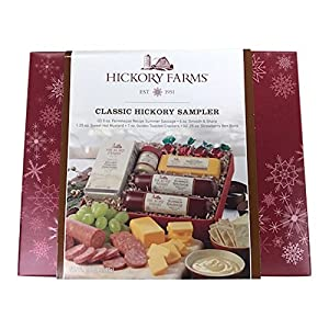 Hickory Farms Classic Hickory Sampler with 2 Summer Sausages