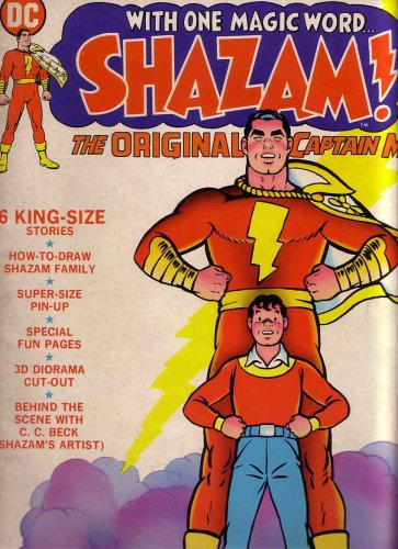 Shazam! The Original Captain Marvel: C-21 (Limited Collectors' Edition), Carmine Infantino, Publisher