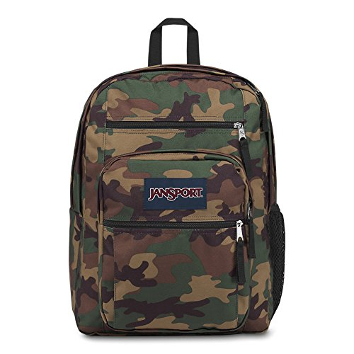 - JanSport Big Student Backpack, Surplus Camo