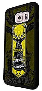 517 - Game of Thrones Sigil House Baratheon Symbol Emblem Design For Samsung Galaxy S6 Egde Fashion Trend CASE Back COVER Plastic&Thin Metal
