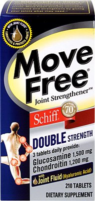 Schiff Move Free Double Strength Joint Strengthener - 210 Tablets by Move Free