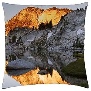 Tierra Montaña–Funda de almohada manta (18