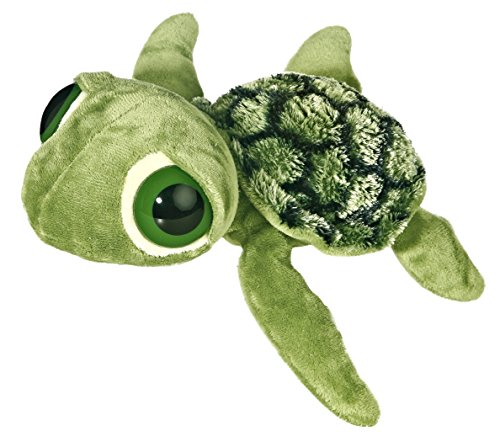 Aurora World Dreamy Eyes Plush Slide Sea Turtle, 10""