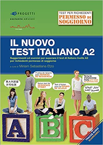 Amazon.it: Il nuovo test d\'italiano A2. Suggerimenti ed ...