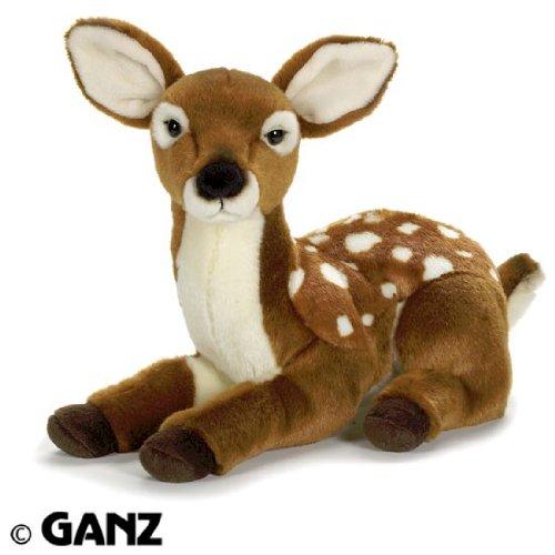 Webkinz Signature Deer with Trading Cards (Webkinz Deer)