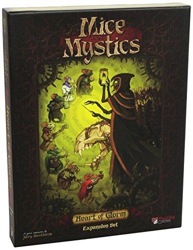 Mice & Mystics: Heart of Glorm (Mice Board Game Mystics)
