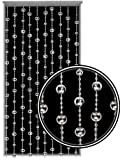 Beaded Curtains - Mirror Disco Ball Door Beads #61060