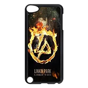 James-Bagg Phone case Linkin Park Rock Music Band Protective Case FOR Ipod Touch 5 Style-13