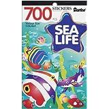 """Darice Sea Life Sticker Book, 9.5"""" x 6"""", 700 Pack"""