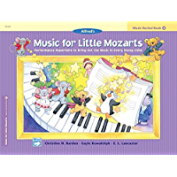 Music for Little Mozarts: Recital Book book cover