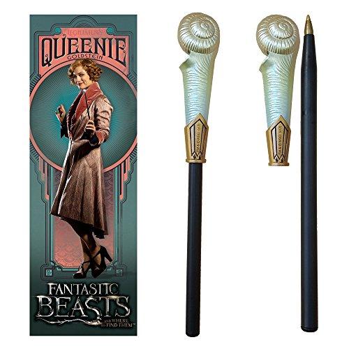 Fantastic Beasts Queenie Goldstein Wand Pen and Bookmark