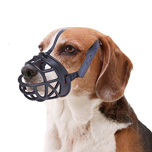 Pictures of PetAZ Pets Dog Muzzles Dog Basket Muzzles 2