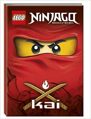 Il maestro del fuoco Kai. Lego Ninjago. Masters of Spinjitsu ...