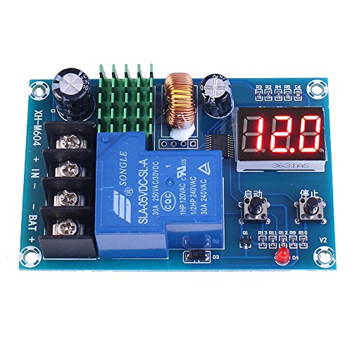 digital charge controller - 5