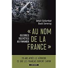 Au nom de la France (CAHIERS LIBRES)