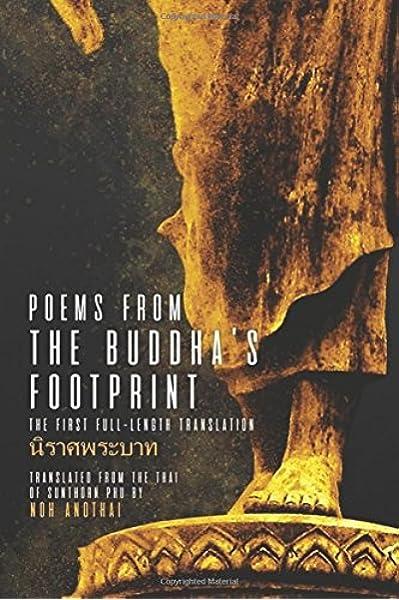 Poems From The Buddha S Footprint Anothai Noh 9780933439122 Amazon Com Books