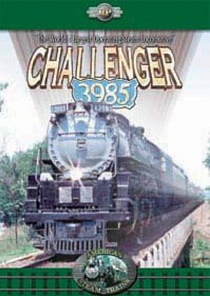 Union Pacific Challenger 3985, The World's Largest Operating Steam Locomotive...