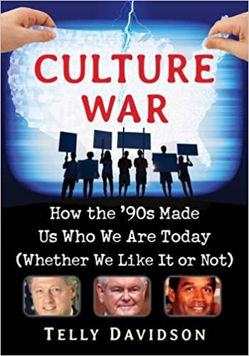 Amazon com: Culture War: How the '90s Made Us Who We Are