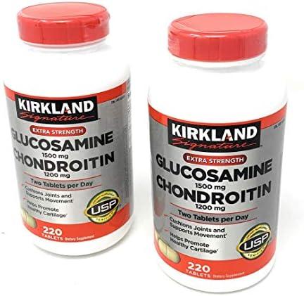 Kirkland Signature Strength Glucosamine Chondroitin