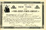 New York and New Jersey Power Company