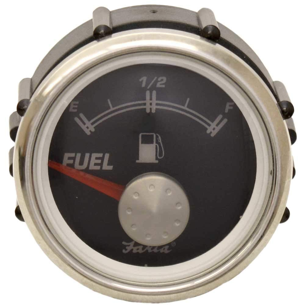 Faria Boat Fuel Gauge GP7679A | 2 Inch, Electrical Equipment ... on