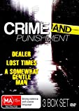 Crime and Punishment Dealer / Lost Times / A Somewhat Gentle Man | 3 Discs | English Subtitles | NON-USA Format | PAL | Region 4 Import - Australia