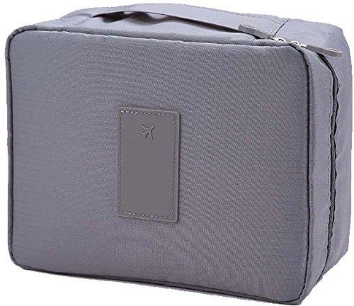 Styleys Travel Organizer Toiletry Bag For Men/Women Travel (Grey)