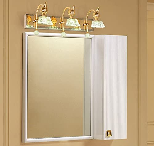 -Lámparas para el espejo del cuarto de baño Espejo De Luz ...