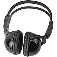 Kidz Gear Wireless IR Car Headphones For Kids (2 Pack)