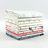 Paperie Fat Quarter Bundle (AS.PA.10FQ) by Amy Sinibaldi for Art Gallery