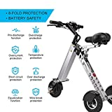 TopMate ES30 Electric Scooter Mini Tricycle | Key