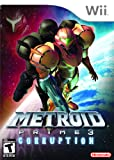 Metroid Prime 3 Corruption - Wii