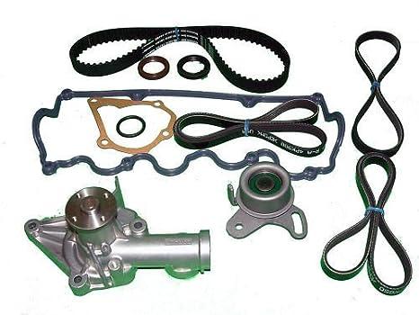TBK correa dentada para Hyundai Accent 2002 1.5L SOHC 12 Válvula: Amazon.es: Coche y moto