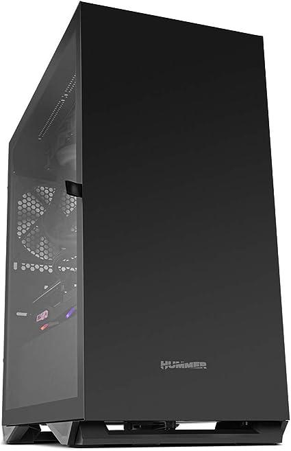 Nox Hummer Zero - NXHUMMERZEROBK - Caja PC, Mini-Torre, Diseño ...
