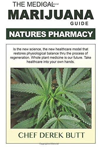 Medical Marijuana Guide NATURES PHARMACY product image
