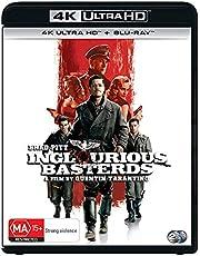 Inglourious Basterds [2 Disc] (4K Ultra HD + Blu-Ray)