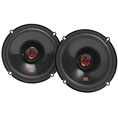 "JBL CLUB-620FAM 6-1/2"" Two-Way car Audio Speakers Shallow Mount/No Grill: Electronics"
