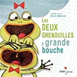 vignette de 'Les Deux grenouilles à grandes bouches (Pierre Delye)'